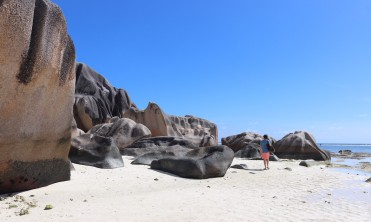 Anse Source d'Argent beach, La Digue Island Seychelles