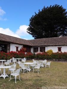 Hacienda Santa Ana, Ecuador