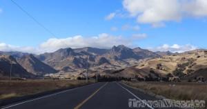 On the road, Ecuador highlands
