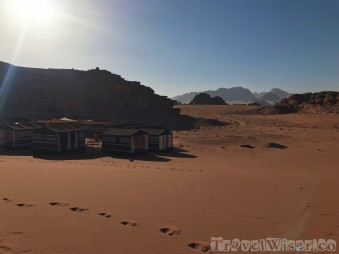 Starlight Camp, Wadi Rum Jordan