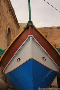 Luzon, a Maltese fishing boat