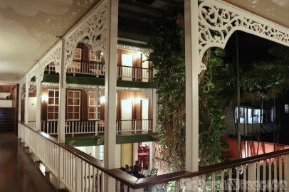 Cara Lodge Georgetown courtyard
