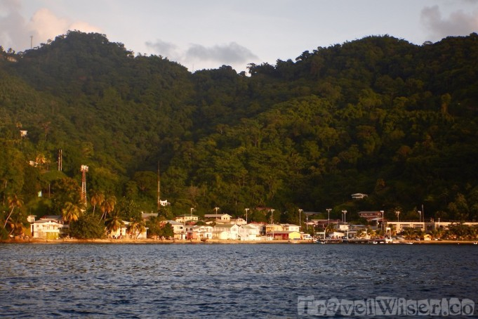 Charlotteville Man-O-War Bay Tobago