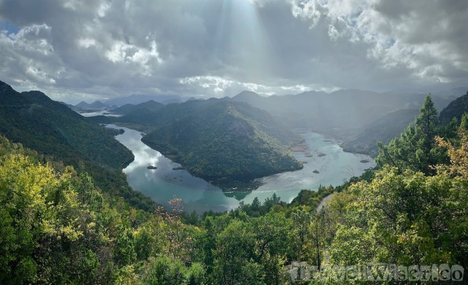 Pavlova Strana Skadar Lake National Park Montenegro