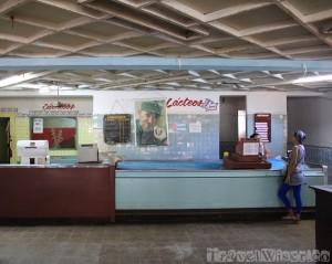 Havana supermarket Cuba