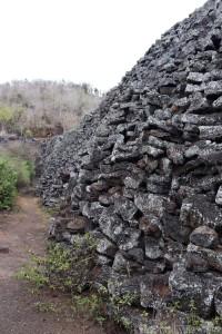 Muro de las Lagrimas, Isla Isabela