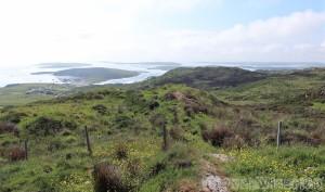 Connemara coastline Ireland