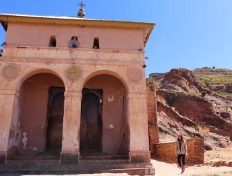 Abraha We Atsbeha church Tigray Ethiopia