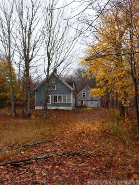 Ne England style house, Maine
