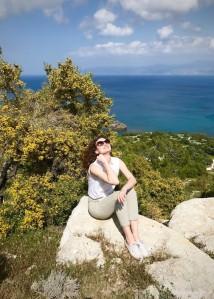 Hiking on the Akamas peninsula Cyprus