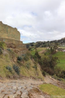 Ruta de los Incas, Ingapirca
