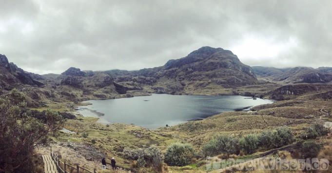 Laguna Toreadora, Parque Nacional Cajas