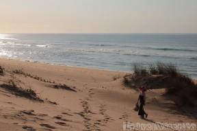 Beachtime at Dunes de Dovela Mozambique