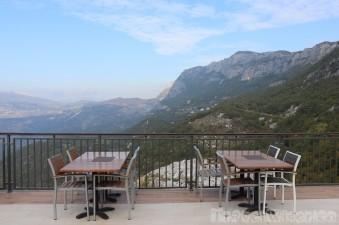 Hotel Sokoline Balcony Montenegro