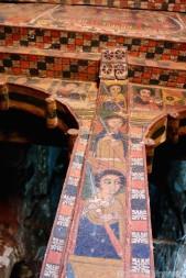 Abraha We Atsbeha murals