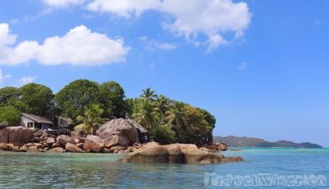 Chauve Souris Relais private island Praslin