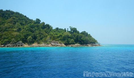 Surin Islands, Thailand