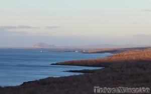 Isla San Cristobal sunset