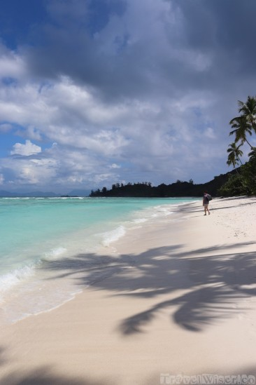 Silhouette Island beach, Seychelles