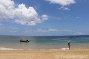 Castara beach, Tobago