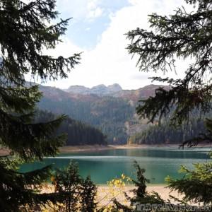 Black Lake Durmitor National Park Montenegro
