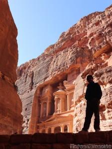 The Treasury, Petra Jordan