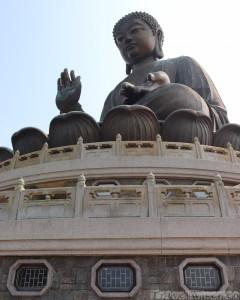 Tian Tan Buddha or Big Buddha, Hong Kong