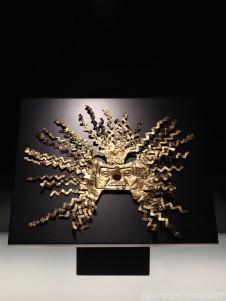 Inca gold, Museo Nacional Quito