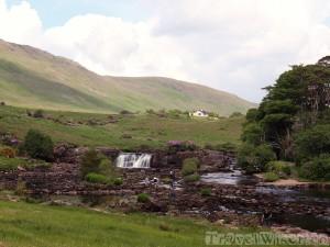 Aasleagh waterfall Leenane