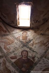 Qusayr Amra frescoes