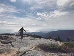 Cadillac Mountain, Mount Desert Island Maine