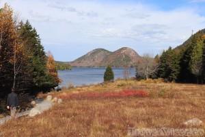 Jordan's Pond, Acadia Maine