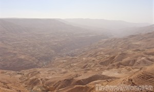 View from Mount Nebo Jordan