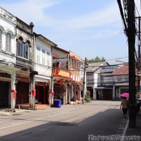 Takuapa old town, Thailand