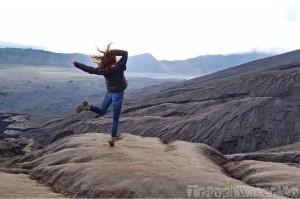 Travel Wiser to Bromo volcano East Java Indonesia