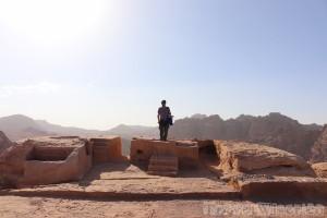 High Place of Sacrifice, Petra Jordan