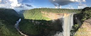 Kaieteur Falls panorama