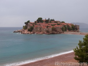 Sveti Stefan Island, Aman hotel