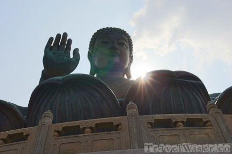 Tian Tan Buddha, Lantau Island Hong Kong