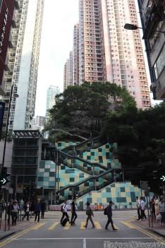 Causeway Bay streets