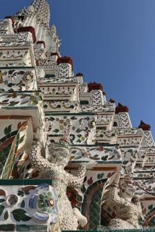 Wat Arun spire, Bangkok