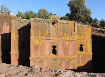 Bet Giyorgis Lalibela Ethiopia