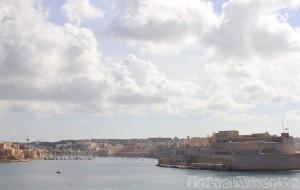 View of the Three Cities, Malta
