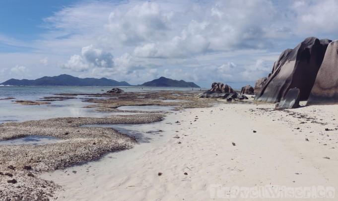 Anse Source d'Argent beach, La Digue Island Seychelles