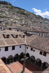 Monastero San Diego, Quito Ecuador