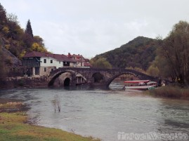 Rijeka Crnojevića bridge