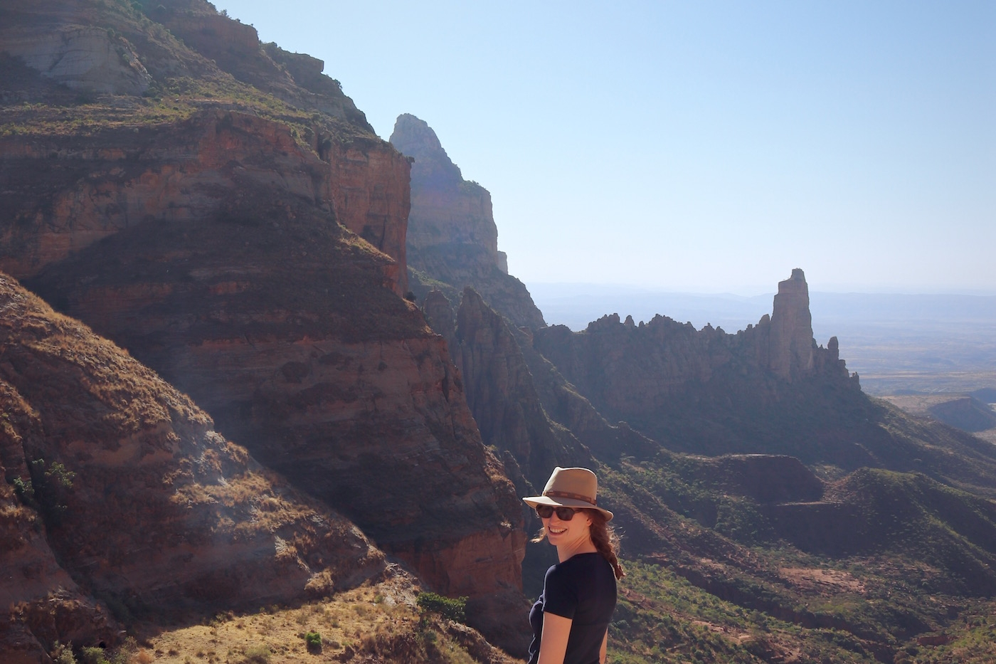 Hiking to the rock-hewn churches of Tigray, Ethiopia