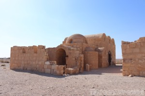 Qusayr Amra bath house