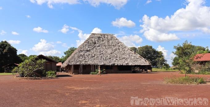 Karanambu Lodge Guyana cowboy