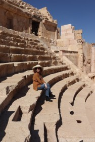 Jerash South Theatre